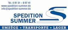 Spedition Summer