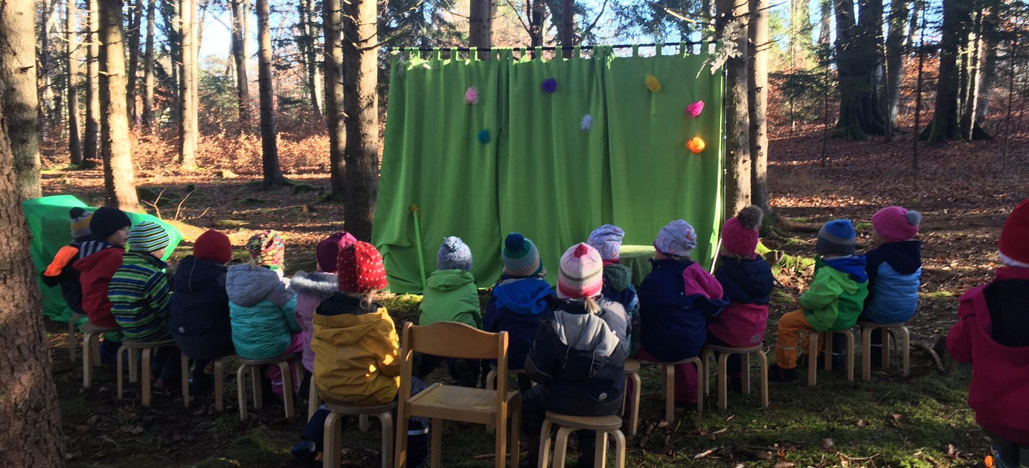Theater im Wald mit Theresa Tschira