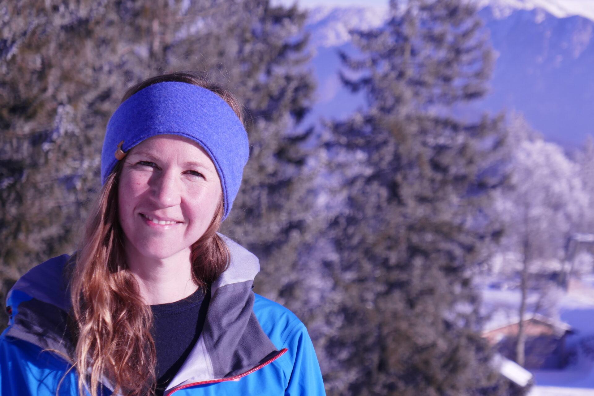 Herzlich Willkommen Katharina Schilcher – erster Waldkindergartentag